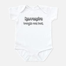 Sexy: Kassandra Infant Bodysuit