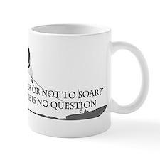 To Soar or Not To Soar-(parasailing) Mug