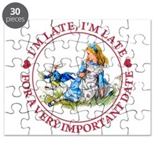 Alice I'm late_MARAJA_RED copy.png Puzzle