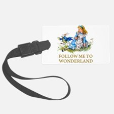 ALICE_BLUE_FOLLOW ME_GOLDx copy.png Luggage Tag