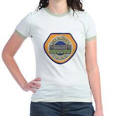 Des Moines Police Jr. Ringer T-Shirt
