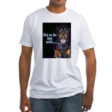 Doberman Pinscher Smiles Shirt