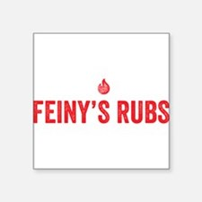 Feiny's Rubs Sticker