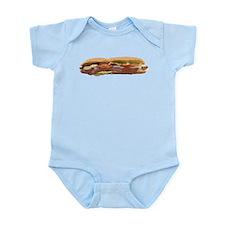 Sandwich Hoagie Baguette Food Meat Subway Sub Body