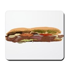 Sandwich Hoagie Baguette Food Meat Subway Sub Mous