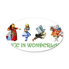 ALICE IN WONDERLAND_GREEN_ MUG copy.png Oval Car M