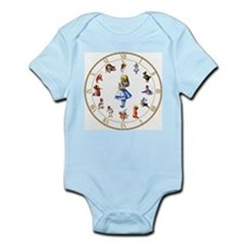 WONDERLAND_Clock.png Infant Bodysuit