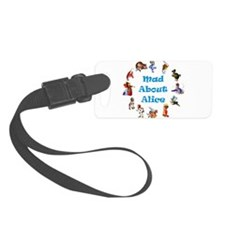 WONDERLAND_ClockIII copy.png Luggage Tag