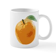 Orange Fruit Navel Valencia Naranja Mug