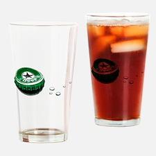 Beer Bottle Cap Drinking Glass