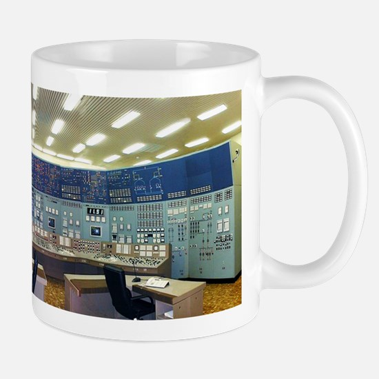 Kola nuclear power station, Russia - Mug