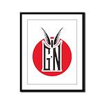 GN_Logo_2 Framed Panel Print