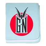 GN_Logo_2 baby blanket