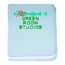 Green Room Studios baby blanket