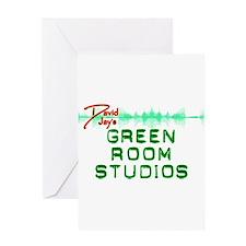 Green Room Studios Greeting Card