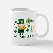 Baby's 1st St. Patrick's Day Mug