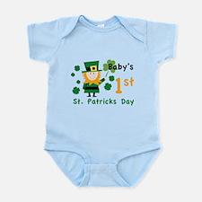 Baby's 1st St. Patrick's Day Infant Bodysuit
