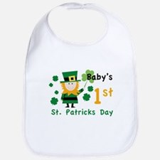 Baby's 1st St. Patrick's Day Bib