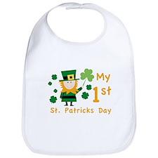 My 1st St. Patrick's Day Bib