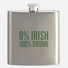 Irish Drunk Flask