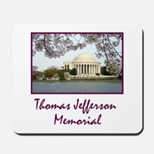 Thomas Jefferson Memorial Mousepad