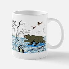Winter Warrior Bear SPECIAL Mug
