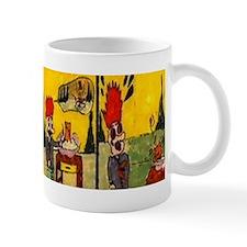 Comic Character Mug