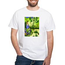 Girl Thinking Shirt
