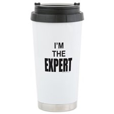 I'M THE EXPERT Thermos Mug