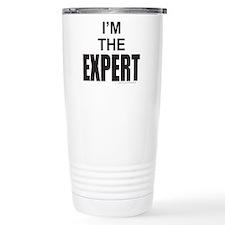 I'M THE EXPERT Travel Mug