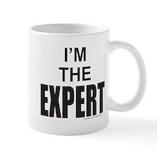 I'M THE EXPERT Small Mug