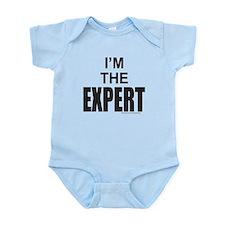 I'M THE EXPERT Infant Bodysuit