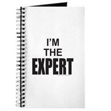 I'M THE EXPERT Journal