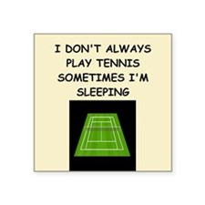 tennis Sticker