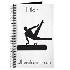 Cute Mens gymnastics Journal