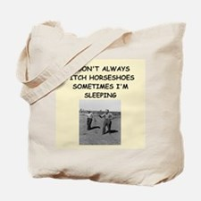 jorseshoes Tote Bag