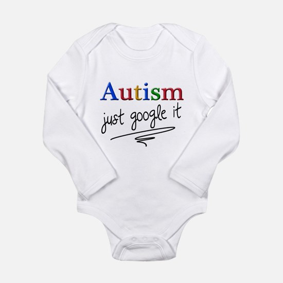 Look Up Autism Body Suit