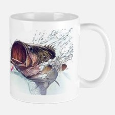 Bass Busting through Mug