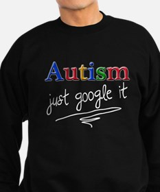 Look Up Autism Sweatshirt