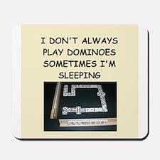 dominoes Mousepad