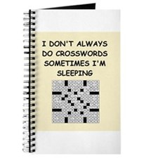 crosswords Journal