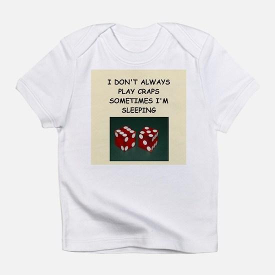 craps Infant T-Shirt
