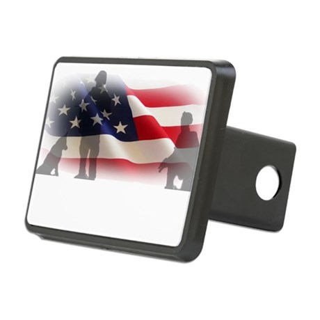 3 Soldiers Hitch Cover