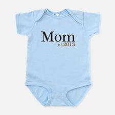 New Mom Est 2013 Infant Bodysuit