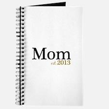 New Mom Est 2013 Journal