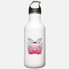 bumble pig Water Bottle