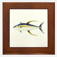 Yellowfin Framed Tile