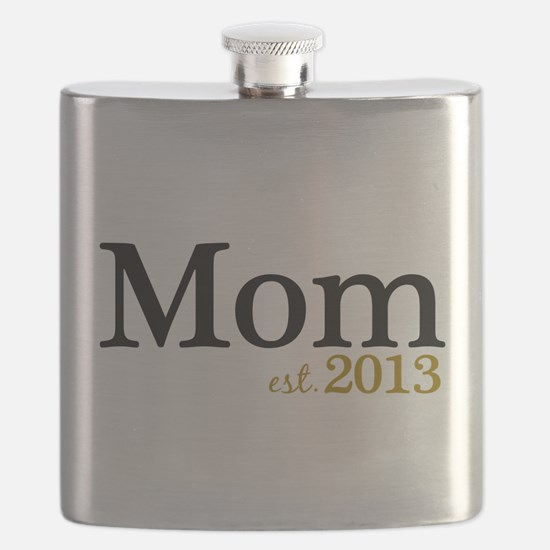 Mom Est 2013 Flask