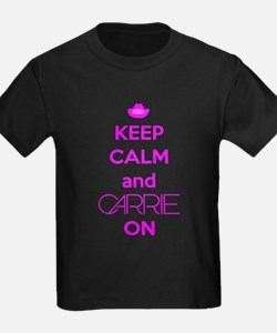 Carrie On T-Shirt