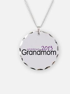New Grandma Est 2013 Necklace